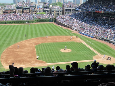 Wrigley Field Seating Best Seats For Chicago Cubs