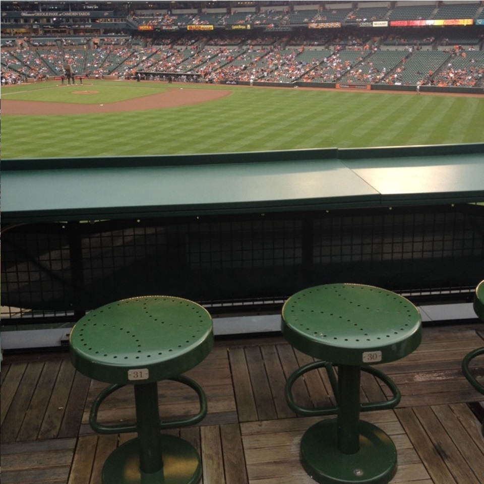 Best Seating For Baltimore Orioles At Oriole Park At