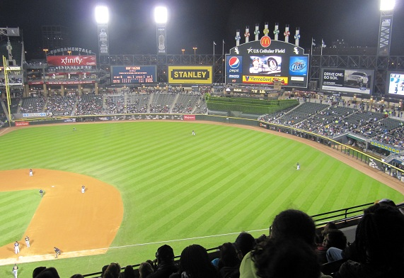 Best Seats for Chicago White Sox at US Cellular Field