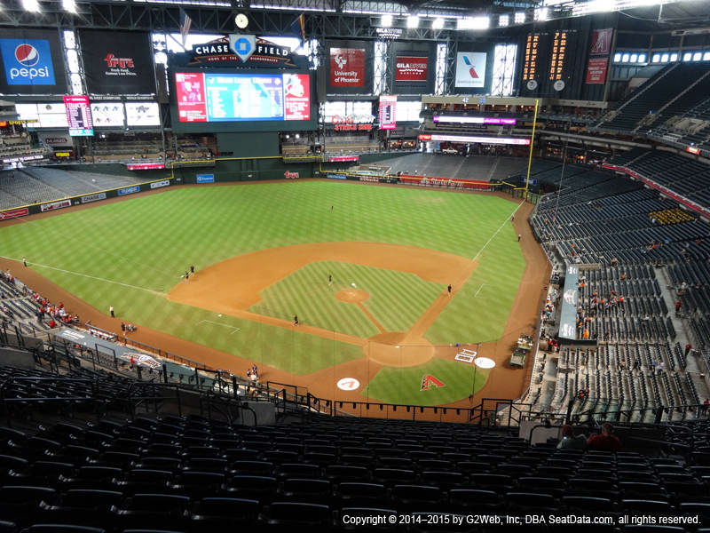 Arizona Diamondbacks Seating | Best Seats at Chase Field on