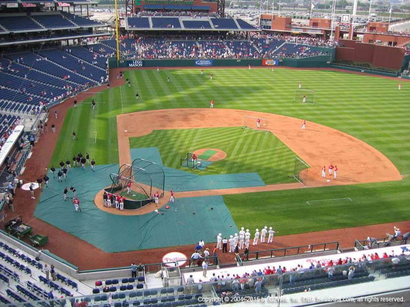 Best Seats For Philadelphia Phillies At Citizens Bank Park