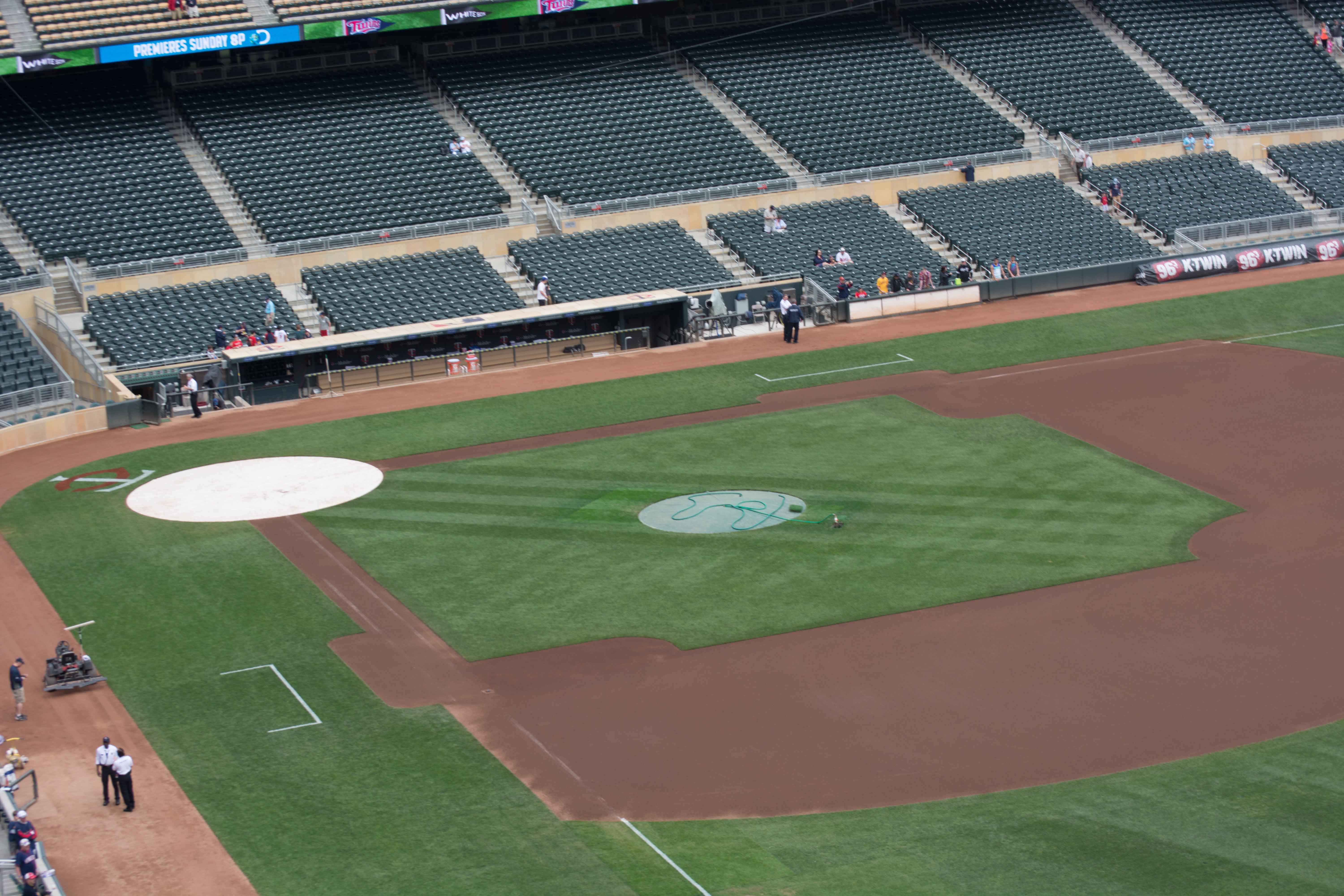 Target Field - Section 301 (Field View)