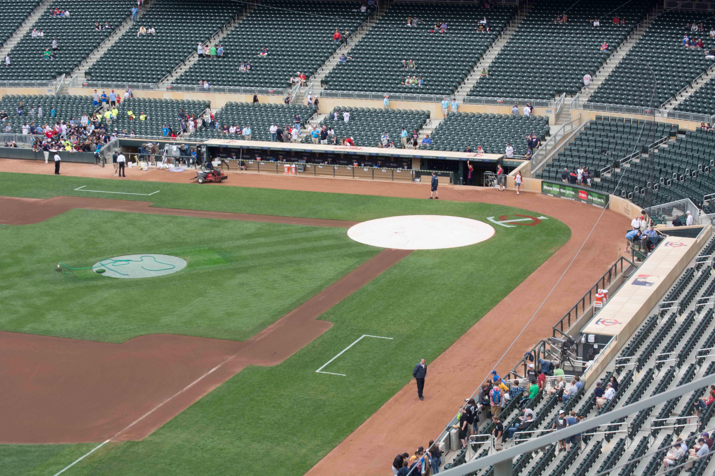 Minnesota Twins Seating   Best Seats at Target Field
