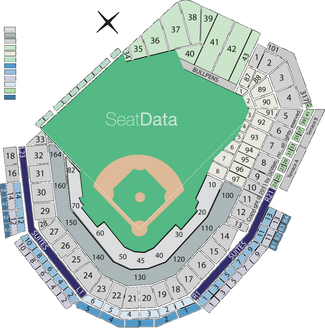 Fenway Park Seating Chart Boston Red Sox