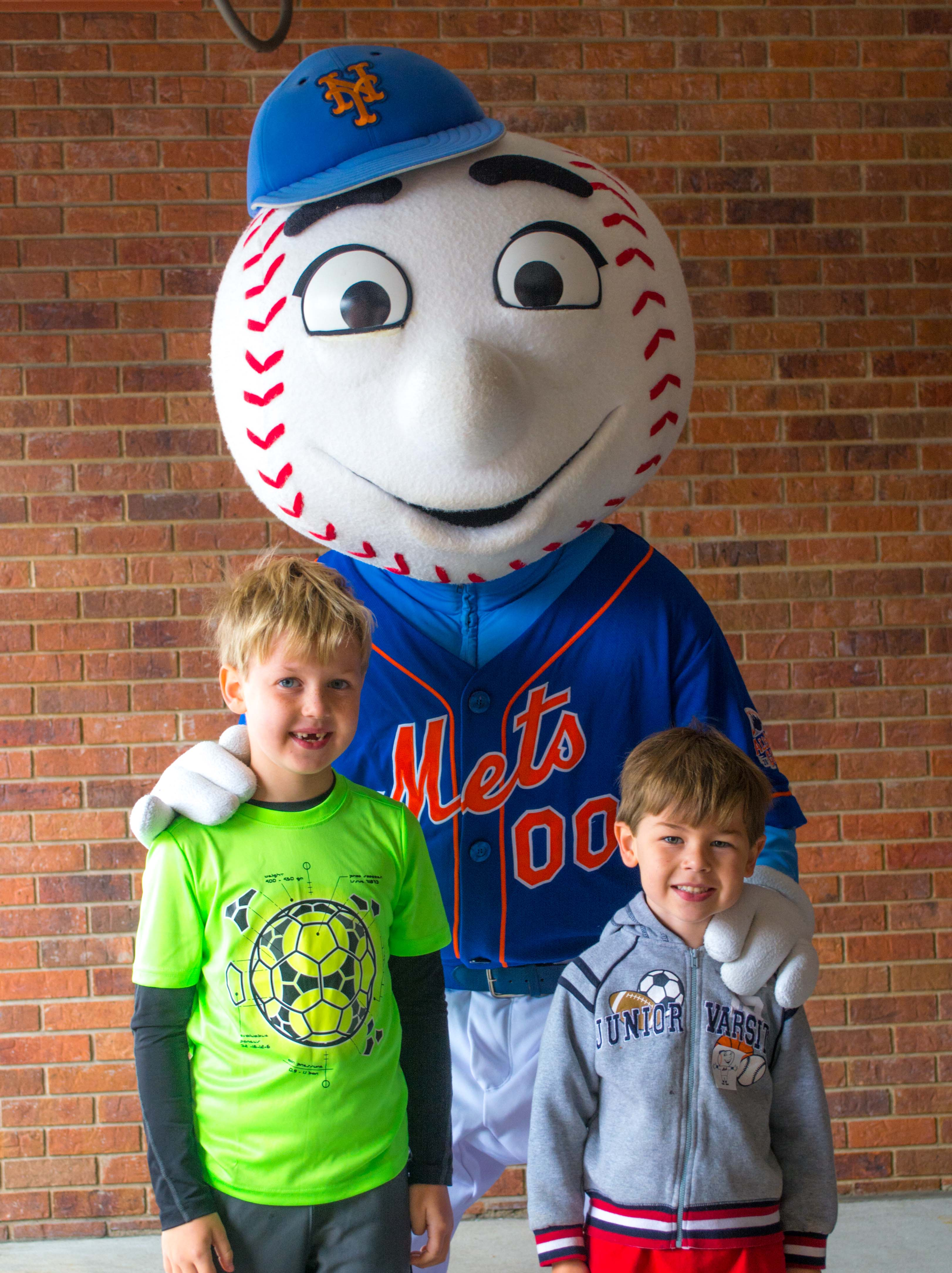 Kid's Attractions at Mets Games