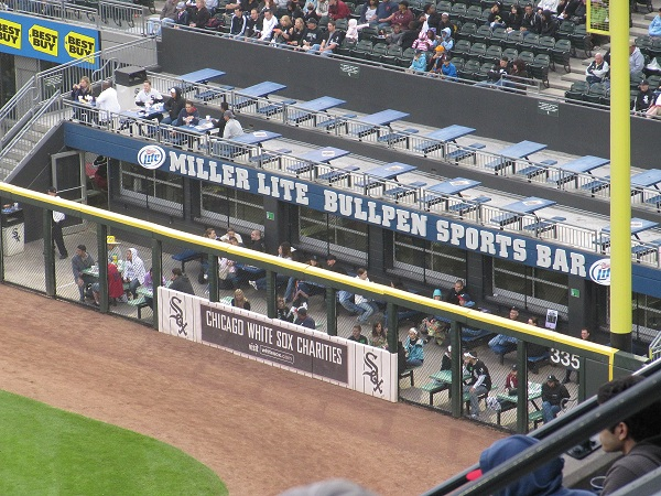 Fabulous Best Seats For Chicago White Sox At Guaranteed Rate Field Onthecornerstone Fun Painted Chair Ideas Images Onthecornerstoneorg