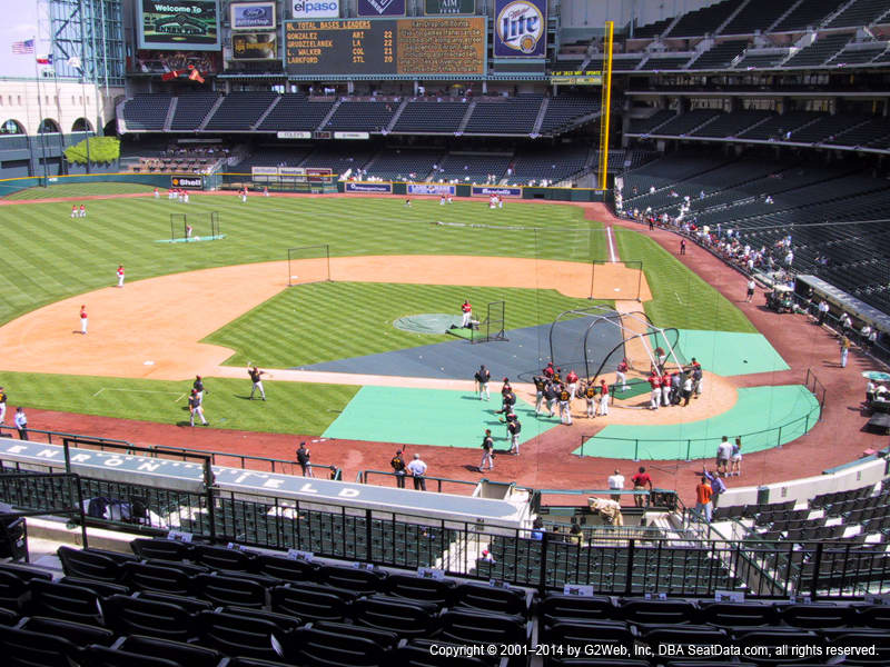 Best Seats For Houston Astros At Minute Maid Park