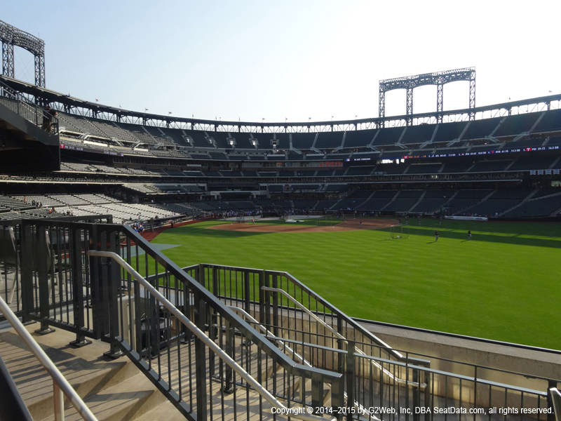 Citi Field Section 143 view