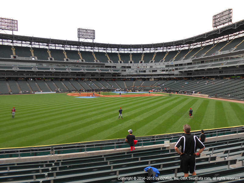 Best Seats for Chicago White Sox at Guaranteed Rate Field