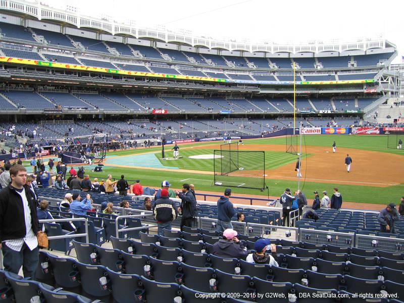 Yankee Stadium Seating | Best Seats at Yankee Stadium